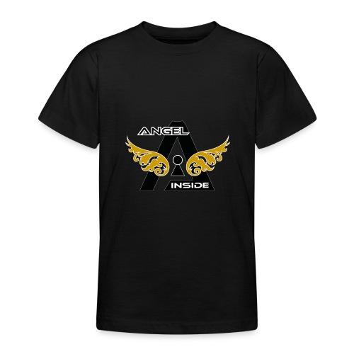 ANGEL INSIDE2-01 - Maglietta per ragazzi