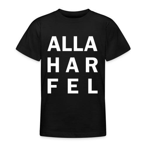 Alla har fel - T-shirt tonåring