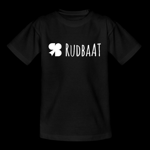 Rudbaat STL White - Teenager T-Shirt