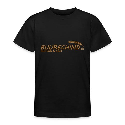Buurechind.ch - Kollektion - Teenager T-Shirt