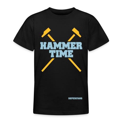 Hammer Time - Teenage T-Shirt