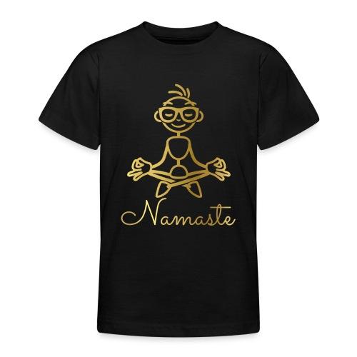 Namaste - Teenage T-Shirt