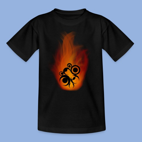 Should I stay or should I go Fire - T-shirt Ado