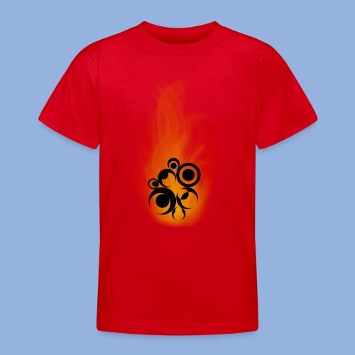 Should I stay or should I go Fire - T-shirt Ado