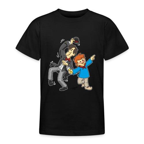 Köln Tünnes & Schäl - Teenager T-Shirt
