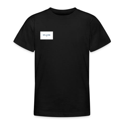 Plane 2o18 - T-skjorte for tenåringer