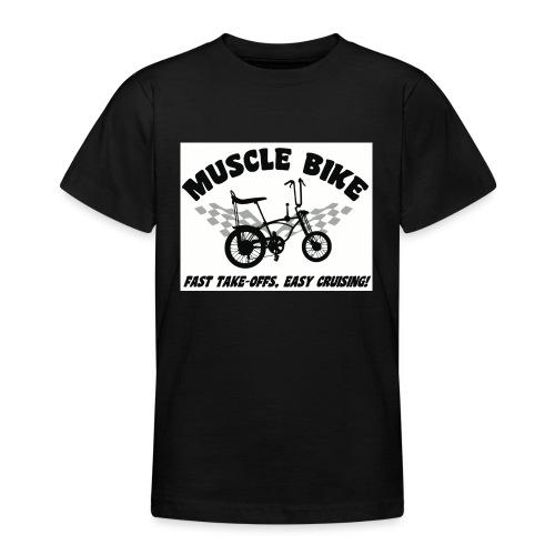 musclebike04 - T-shirt Ado