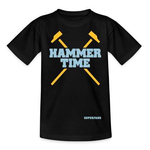 Hammer Time - Teenage T-Shirt
