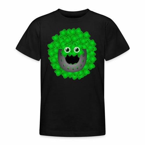luckyface - Teenager T-Shirt