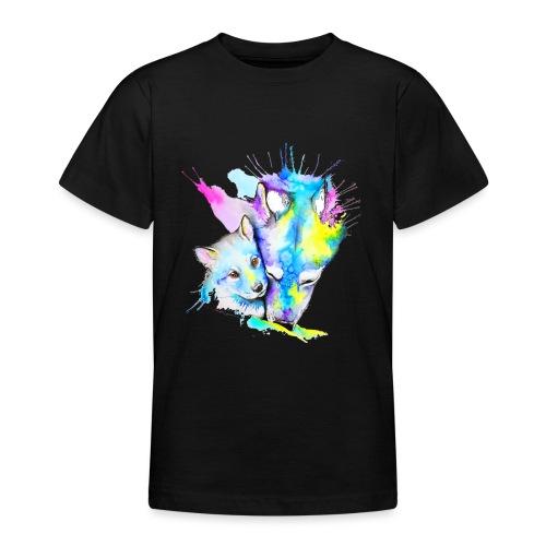 Loups Wolf - T-shirt Ado