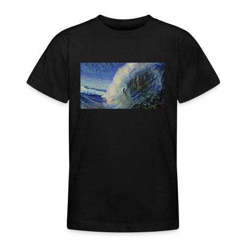 SURFING VAN GOGH - T-shirt Ado