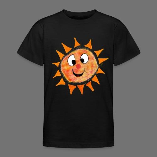 Aurinko - Nuorten t-paita