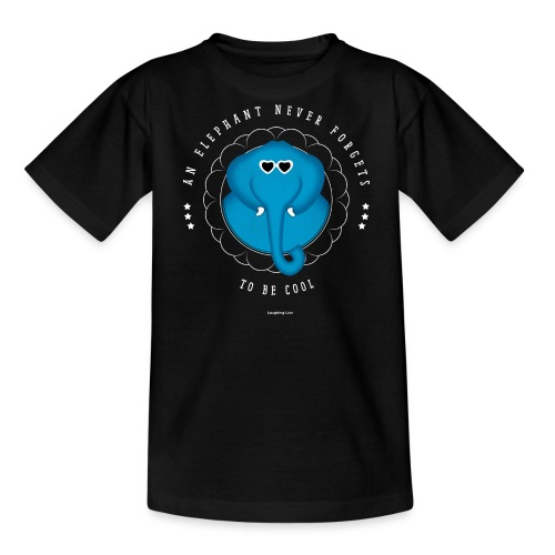 Elephant - Teenage T-Shirt