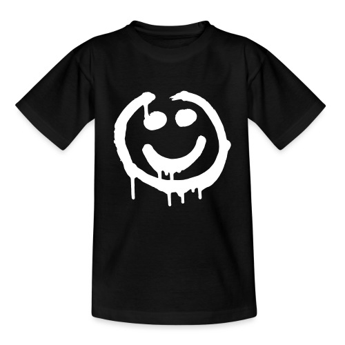 Smile - Teenager T-Shirt