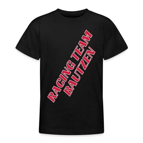 LOGO_gross_hinten - Teenager T-Shirt