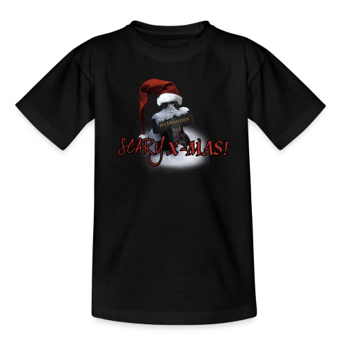 JULEMANDENS DØD 4 - Teenager-T-shirt