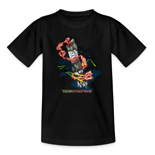 where s daddy? - Teenager T-Shirt