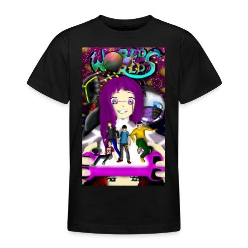 World Of Worlds THE AWAKENING - Camiseta adolescente