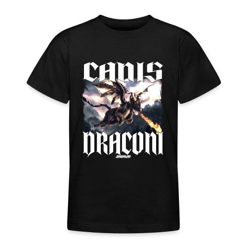 Canis Draconi - Teenager T-shirt