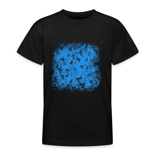blaue Wolke - Teenager T-Shirt