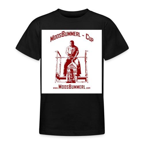 shirt rot - Teenager T-Shirt