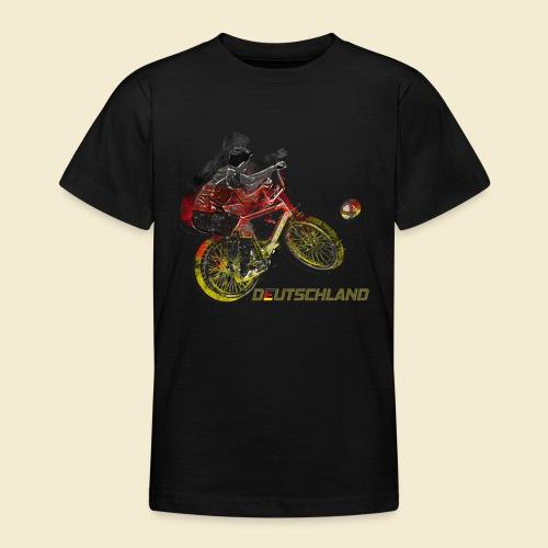 Radball   Deutschland - Teenager T-Shirt