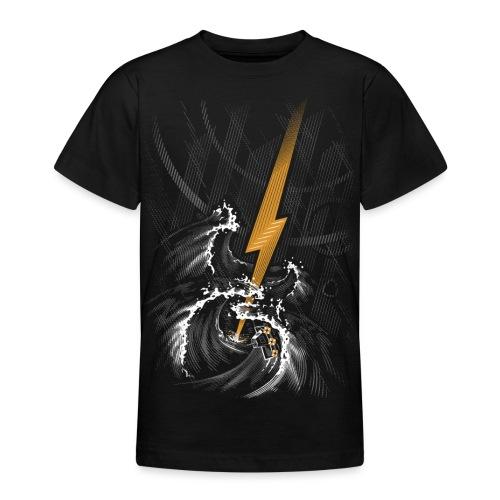 Musical Storm - Teenage T-Shirt