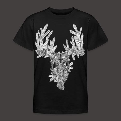 Le Cerf de Cristal - T-shirt Ado