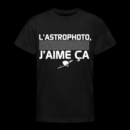 L'Astrophoto - T-shirt Ado