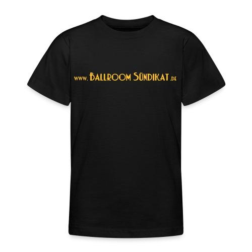ballroom URL - Teenager T-Shirt