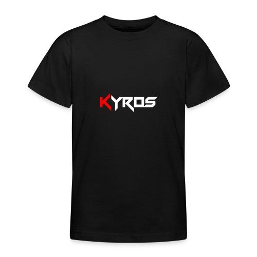 Kyros Shop Ufficiale - Maglietta per ragazzi