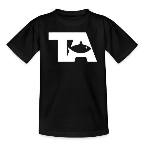 TA white png - Teenager T-Shirt