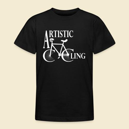 Kunstrad | Artistic Cycling - Teenager T-Shirt