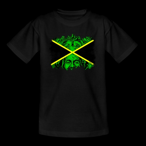LION BOB JAMAICA - Teenager T-Shirt
