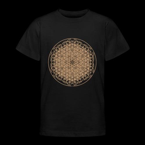 lebensblume-fc9 - Teenager T-Shirt