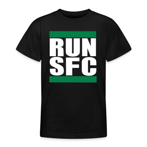 run sfc 2 png - Teenager T-Shirt