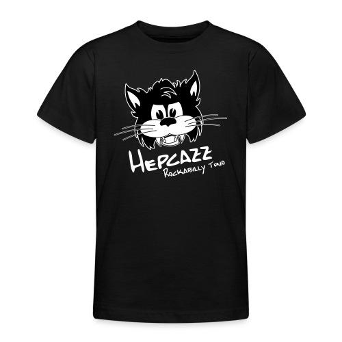 hepcazzlogo shirt - Teenager T-Shirt