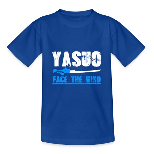 Yasuo Main - Teenager T-Shirt