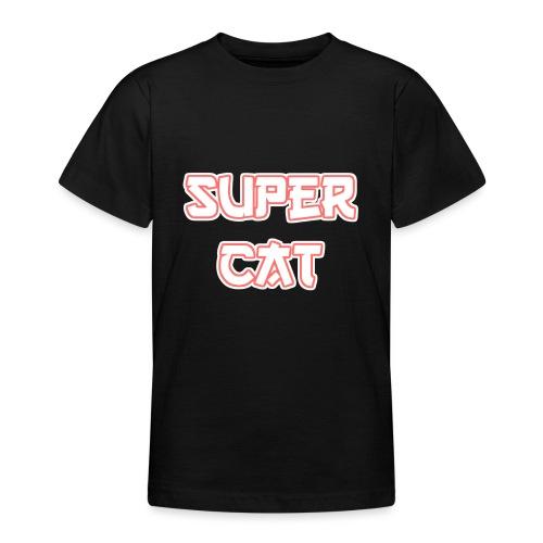 Super Cat - Teenager T-Shirt