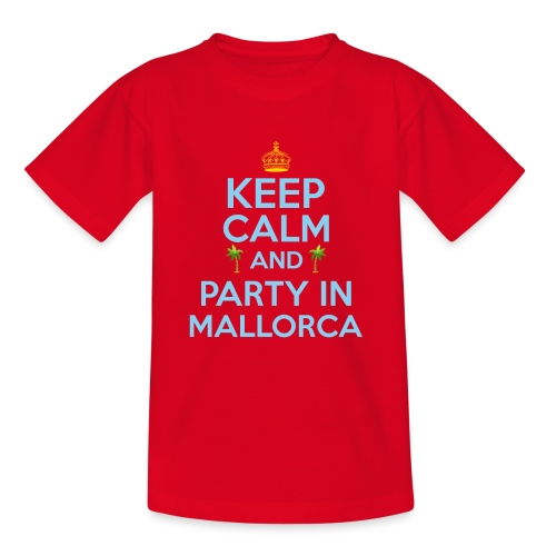 Mallorca Party - Teenager T-Shirt