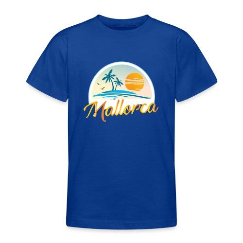 Mallorca - die goldene Insel der Lebensqualität - Teenager T-Shirt