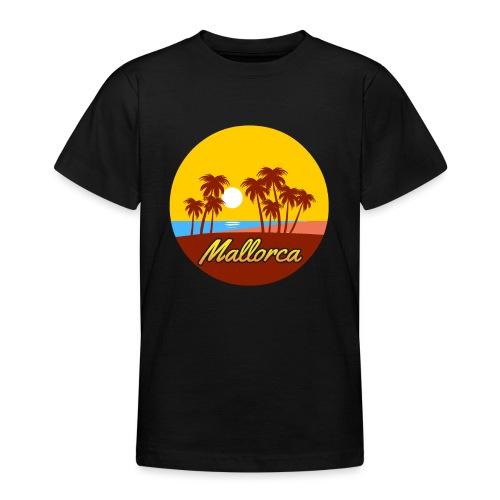 Mallorca - Als Geschenk oder Geschenkidee - Teenager T-Shirt