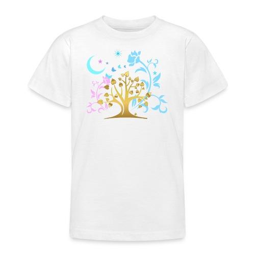 Mystic Tree - Teenager T-Shirt