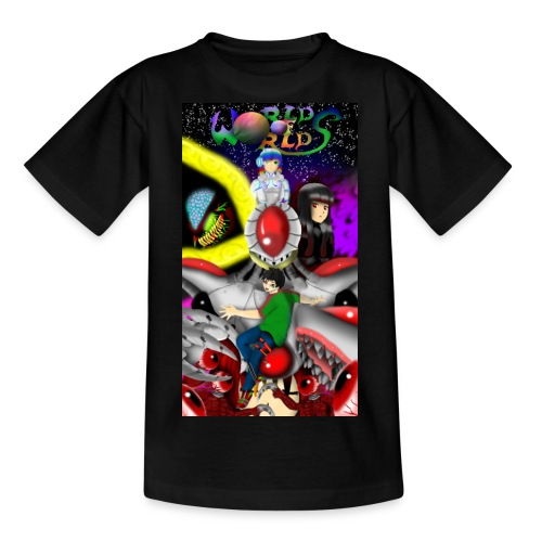 World Of Worlds Dream of Beginning - Camiseta adolescente