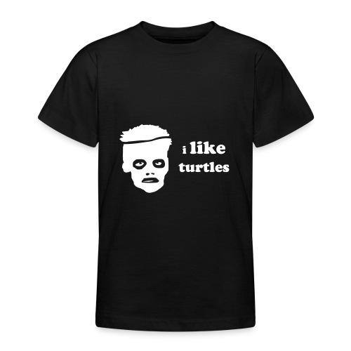 iliketurtles2 - Teenage T-Shirt