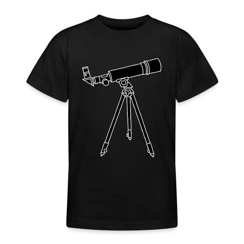 Teleskope Fernrohr 2 - Teenager T-Shirt