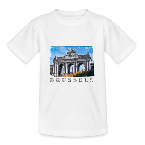 Brussels | Jubelpark - Teenager T-shirt