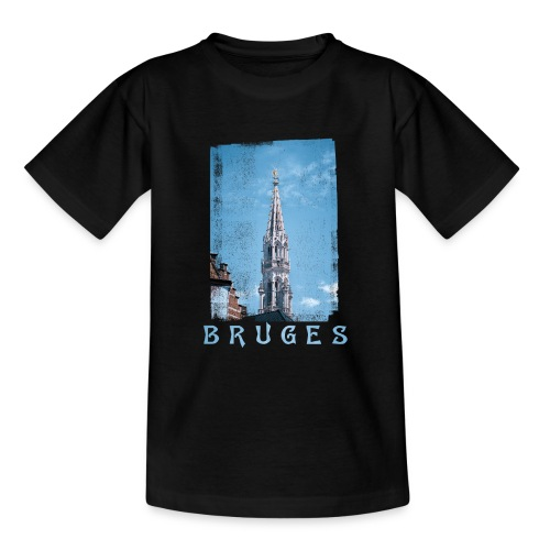 Bruges | Belfort - Teenager T-shirt
