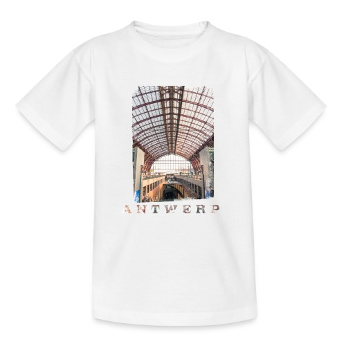 Antwerpen | Centraal Station - Teenager T-shirt
