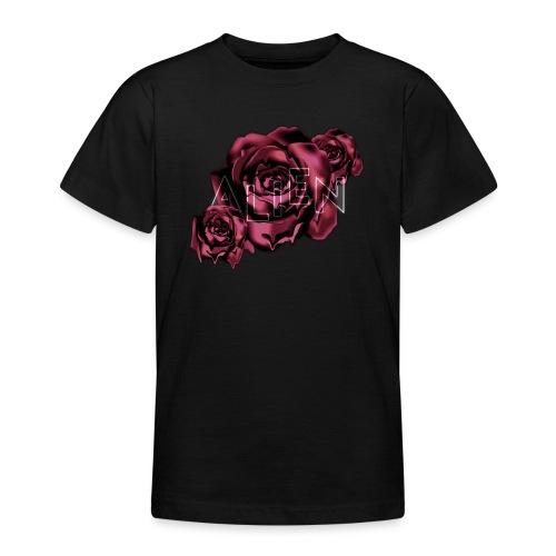 Rose Guardian Small - T-skjorte for tenåringer